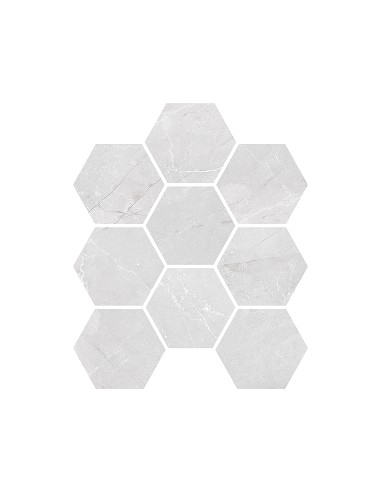 Braga Mosaic 23,5x28,6 Rect GAT I